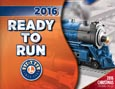 2016 Lionel Ready-To-Run Catalog