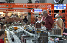 Lionel Layout - Denver 2010