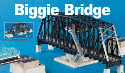 Lionel Swing Bridge