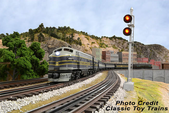 December 10, 2016 – LCCA Co-Hosts Boston Metro Hi-Railers Club Layout Open House