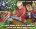Lionel Releases 2012 Christmas Catalog