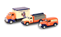 LCCA Introduces Die-Cast Vehicles Set #3