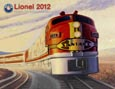 Lionel Releases 2012 Ready-To-Run Catalog