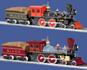 "LCCA Limited Edition: ""The Great Train Chase"" Commemorative Set"